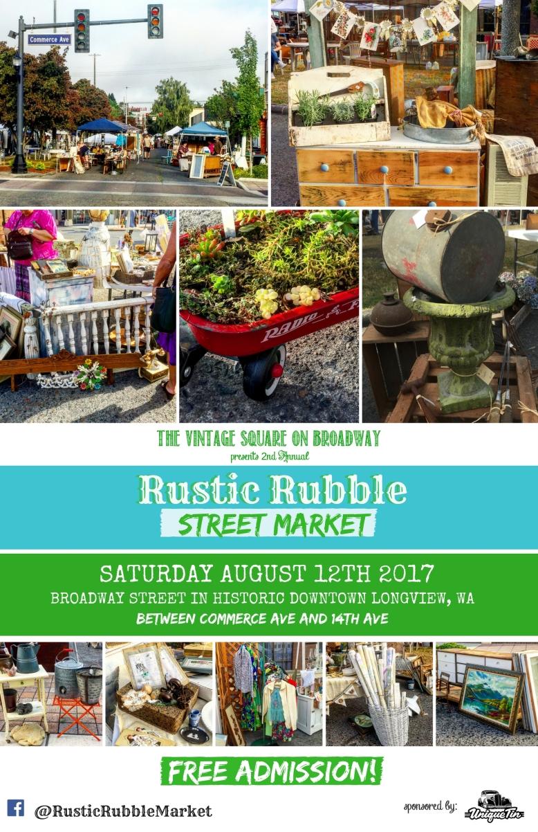 rustic rubble 2017